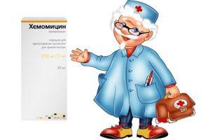 «хемомицин»: инструкция по применению суспензии для детей и аналоги при аллергии на антибиотик