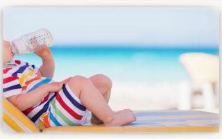 Что делать, если ребенок на море простыл и начал кашлять — можно ли ему купаться и как уберечь его от орви?