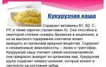 Как варить кукурузную кашу для прикорма грудничка: рецепты приготовления на воде и молоке для ребенка до 1 года