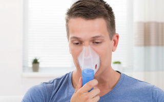 Применение «диоксидина» для ингаляций у детей при кашле и насморке: инструкция