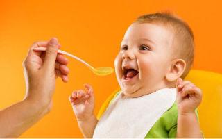 С какого возраста детям можно давать абрикосы в виде пюре, целиком или добавляя в кашу?