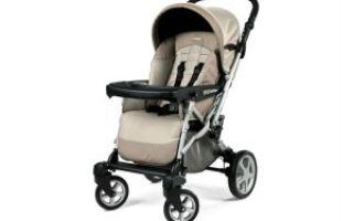 Как выбрать прогулочную «трость» и «книжку» для ребенка, и с какого возраста его можно пересаживать в коляску-прогулку?