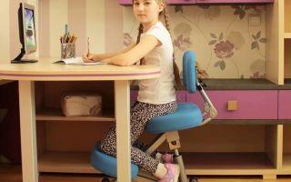 Выбор стула для школьника: «растущие» ортопедические модели, регулируемые по высоте