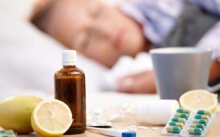 Орз у ребенка до года и старше: симптомы, длительность инкубационного периода, лечение и профилактика