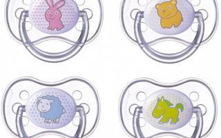 Какую соску-пустышку выбрать для новорожденного: 5 параметров и рейтинг самых лучших моделей