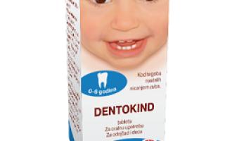 «дентокинд» для детей: инструкция по применению препарата при прорезывании зубов, состав и аналоги