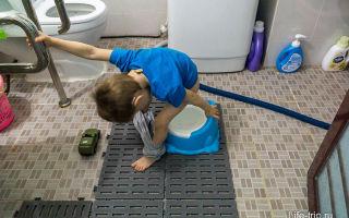 Жизнь без подгузников: 3 методики, как быстро отучить ребенка спать ночью без памперса и приучить к горшку