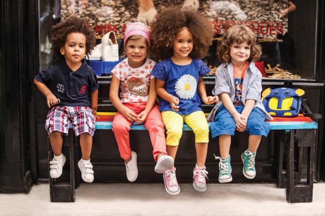 Как правильно определить детский размер на алиэкспресс: таблица одежды из сша и китая по росту