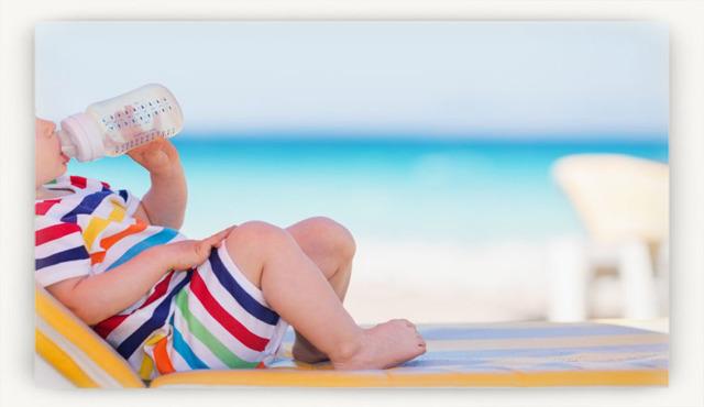 Что делать, если ребенок на море простыл и начал кашлять - можно ли ему купаться и как уберечь его от орви?