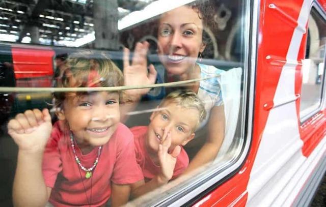 До какого возраста можно купить детский билет на поезд: