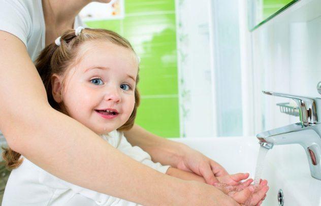 Почему ребенку нельзя мочить манту и что будет, если это сделать, через сколько дней можно купаться?