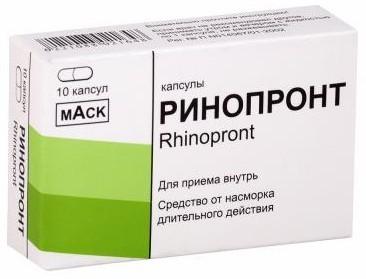 Капли и таблетки
