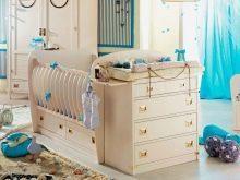 Размеры детских кроватей: стандартные габариты для новорожденных и детей старше 3 лет