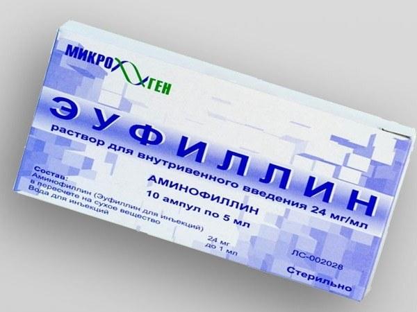 Для чего при беременности назначают таблетки или капельницы с эуфиллином: инструкция по применению мочегонного средства