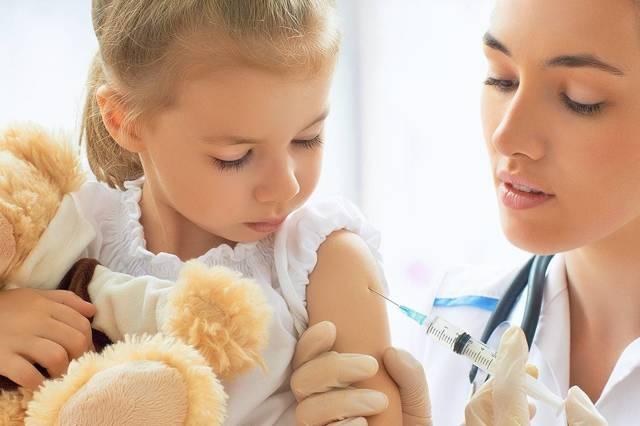 Прививка для детей от гемофильной инфекции: график вакцинации, побочные действия и реакции