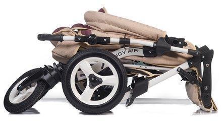 Коляска велосипед-трансформер: обзор детской модели для ребенка и взрослой - для мамы