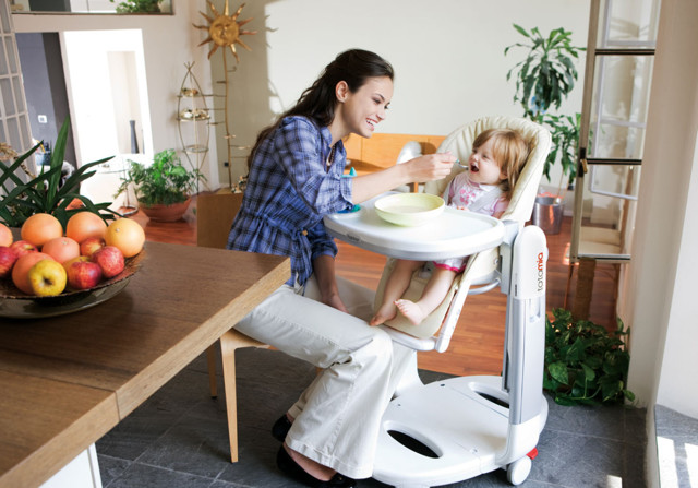 Выбор лучшего детского стульчика для кормления малыша: обзор компактных моделей для маленькой кухни