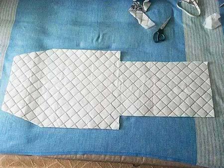 Спальный мешок для новорожденного ребенка: готовые конверты и выкройки для шитья своими руками