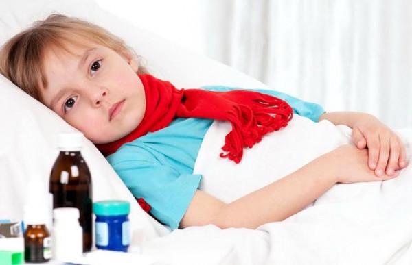Грипп: симптомы у детей, методы лечения и возможные осложнения после болезни