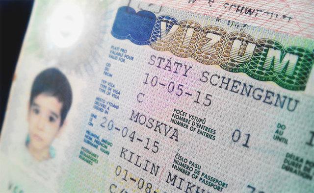 Какие документы нужны ребенку для оформления визы, если у родителей есть шенген?