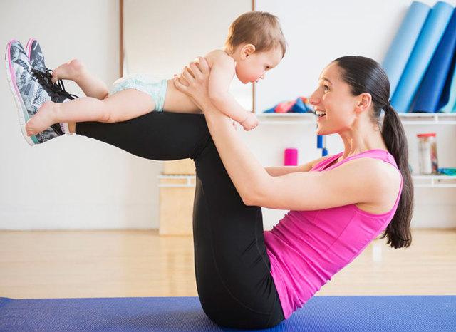 Когда после кесарева сечения можно начинать заниматься спортом: рекомендации врачей