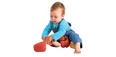 С какого возраста можно давать маленькому ребенку болгарский перец: правила прикорма