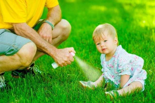 Какие средства от укусов комаров являются самыми эффективными для детей до года и старше?