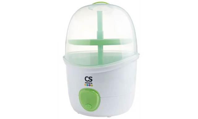 Какой стерилизатор нужен для детских бутылочек и как выбрать лучший: рейтинг 6 моделей