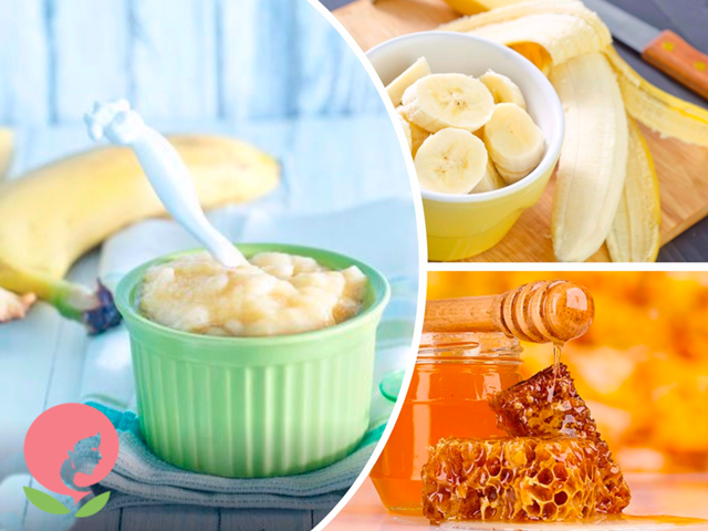 Рецепты от кашля для детей на основе банана с молоком или медом: приготовление сиропа