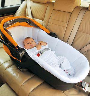 Что лучше для новорожденных - автолюлька, автокресло или переноска в машину: отличия в способах перевозки