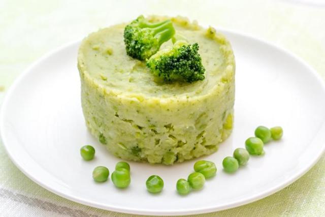Как быстро приготовить пюре из брокколи для грудничка: простые рецепты первого прикорма