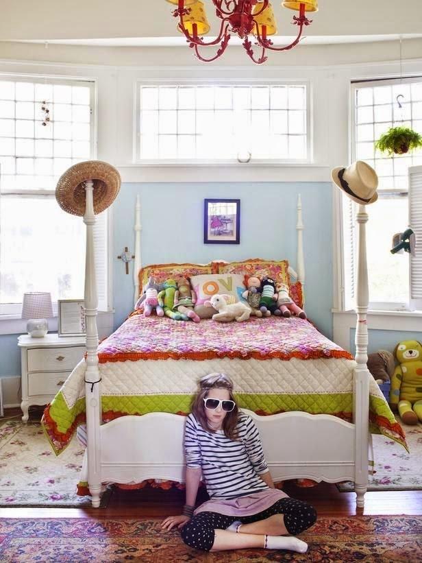 Идеи дизайна комнаты для девочки-подростка 12-15 лет: ремонт и оформление интерьера в современном стиле