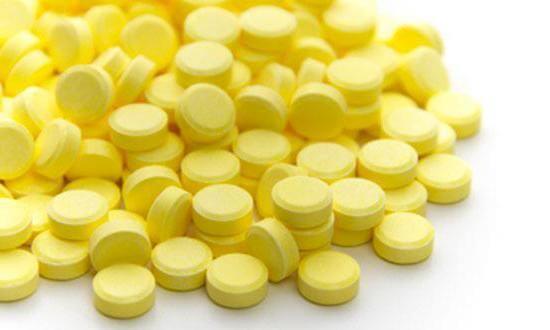 Как развести таблетки