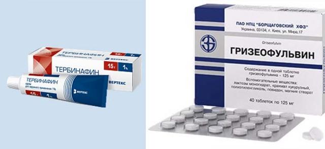 Мази и таблетки для лечения лишая у детей: список лекарств, эффективных при поражениях кожи