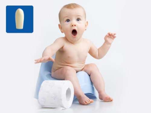 Инструкция по применению глицериновых свечей для новорожденных и детей до 2 лет: как часто использовать при запоре?