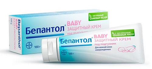Рейтинг кремов под подгузник для новорожденного: выбираем лучший (bubchen, mustela и другие)