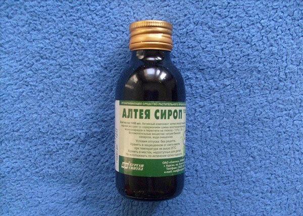 Сироп алтея: инструкция по применению для детей разного возраста при кашле и других симптомах