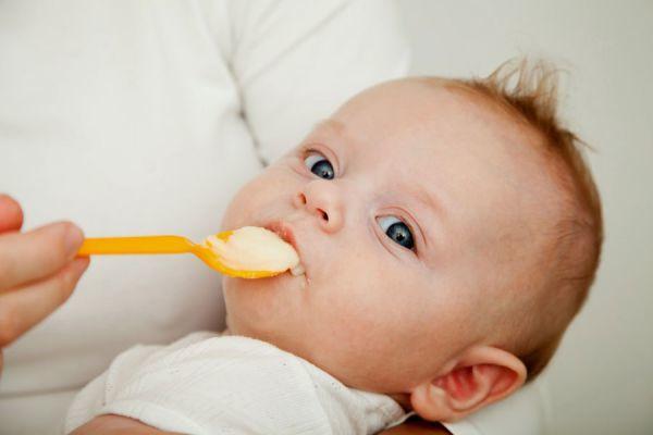 Схемы введения первого прикорма при грудном вскармливании: в каком возрасте начать прикармливать грудничка?
