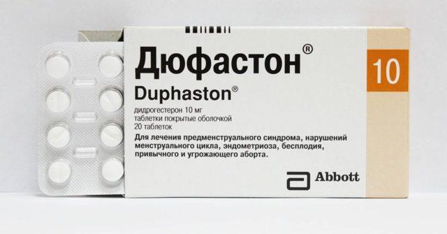 Дюфастон для вызова менструации: какова инструкция по применению препарата при задержке месячных?