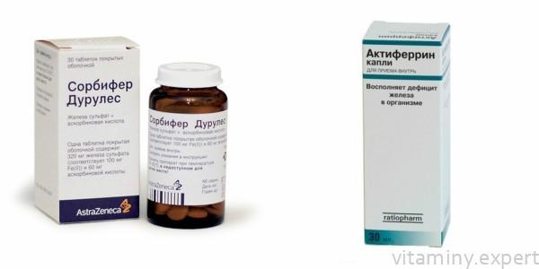 Коррекция дефицита железа у ребенка: препараты и витамины для восполнения недостатка микроэлемента и лечения анемии