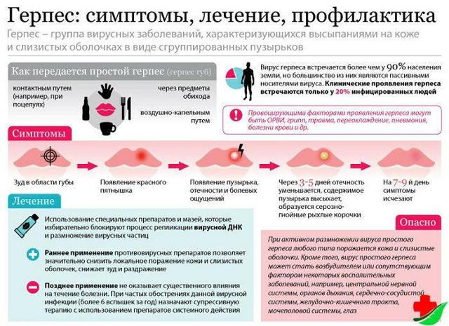 Мазь ацикловир в 1, 2 и 3 триместрах беременности: показания и инструкция по применению