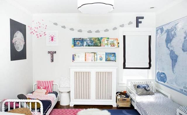 Проект комнаты для двух мальчиков: планировка детской и варианты дизайна интерьера для детей разного возраста