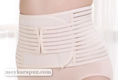 Послеродовой бандаж: как его правильно выбрать и носить после кесарева сечения и родов?