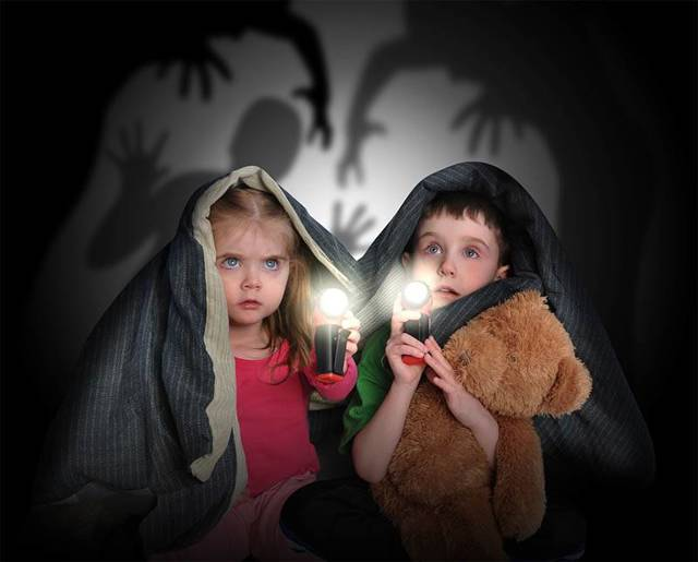 Особенности проявления детских страхов: причины, виды и способы психологической коррекции у детей дошкольного возраста