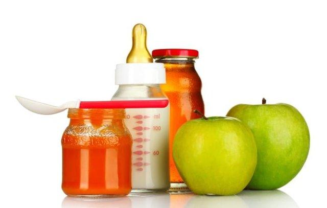 Как приготовить яблочное пюре своими руками для прикорма грудничка: рецепты из свежих яблок и заготовки на зиму
