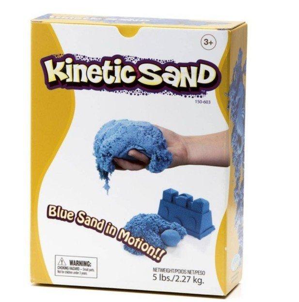 Детский кинетический нерассыпающийся песок для лепки: что это такое и в чем отличия от других видов?