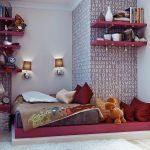Дизайн интерьера подростковой комнаты с фото: идеи для ремонта, выбор мебели и декора в современном стиле