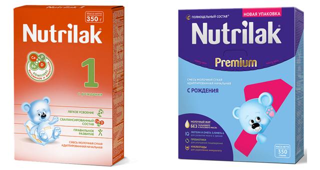 Обзор смесей нутрилак и нутрилак premium: виды детского питания, состав и инструкция по применению