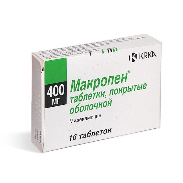 Макропен простатита лечение простатита прополисным маслом