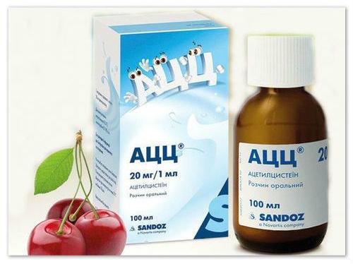 Порошок, сироп и таблетки для детей ацц - инструкция по применению и аналоги